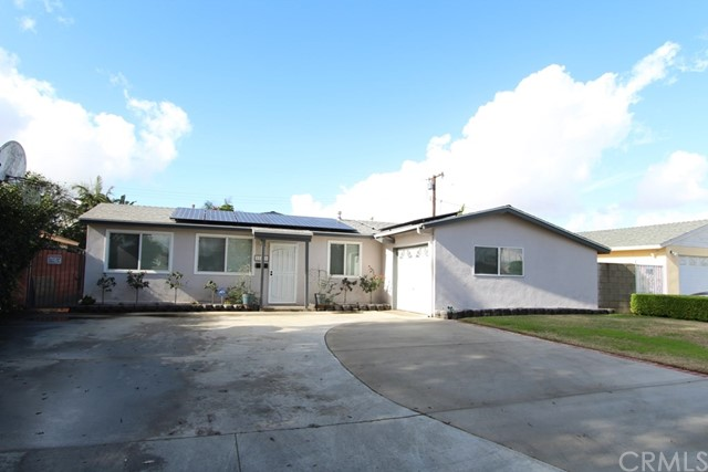 Single Family Home for Rent at 11621 Vicilia Street Garden Grove, California 92841 United States