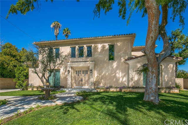 Single Family Home for Sale at 1580 Chelsea Road San Marino, California 91108 United States