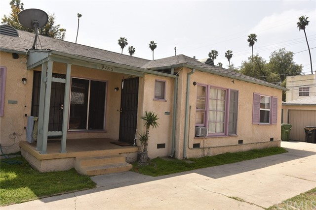 4183 2nd Avenue Los Angeles, CA 90008 - MLS #: IN18072621