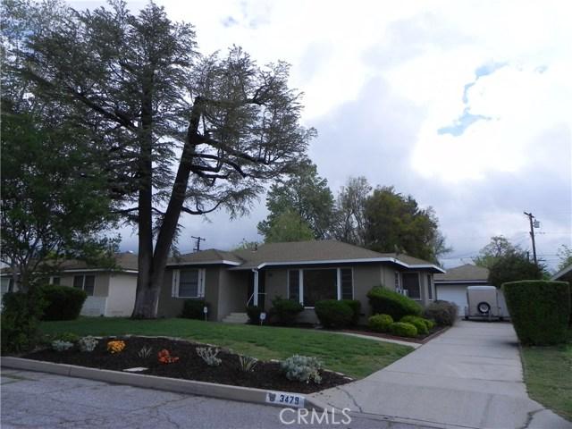 Single Family Home for Sale at 3479 Stoddard Avenue N San Bernardino, California 92405 United States