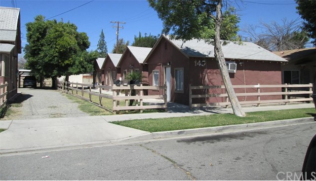 Multi Family for Sale, ListingId:35433259, location: 123 -145 North Inez Street Hemet 92543