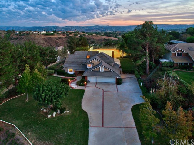 Single Family Home for Sale at 21190 Ridge Park St Yorba Linda, California 92886 United States