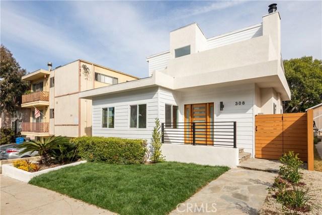 308 Francisca Avenue, Redondo Beach, California 90277, 4 Bedrooms Bedrooms, ,3 BathroomsBathrooms,Single family residence,For Sale,Francisca,SB19268645