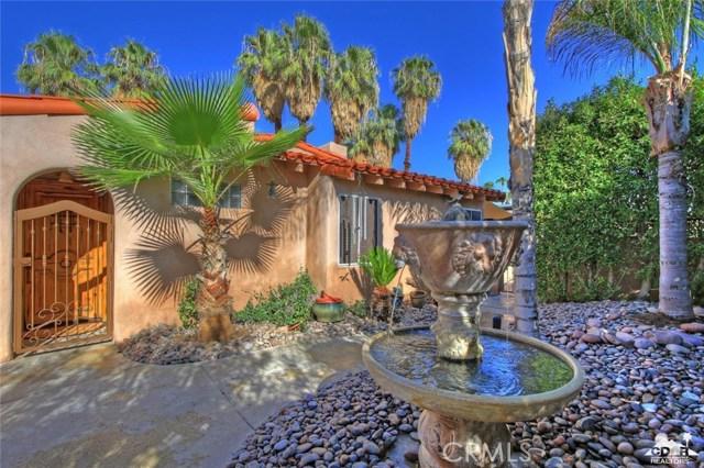 Single Family Home for Sale at 523 Vista Oro 523 Vista Oro Palm Springs, California 92264 United States