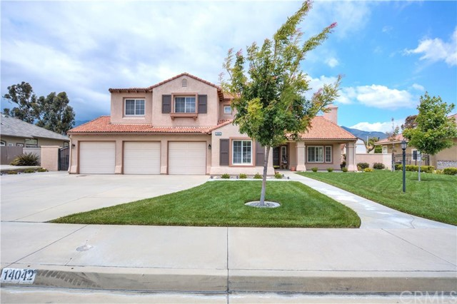 14042 Hoppe Drive Rancho Cucamonga, CA 91739 is listed for sale as MLS Listing CV16113317