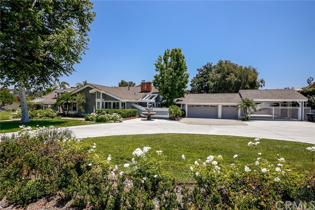 597 N Turnabout Road, Orange, CA 92869