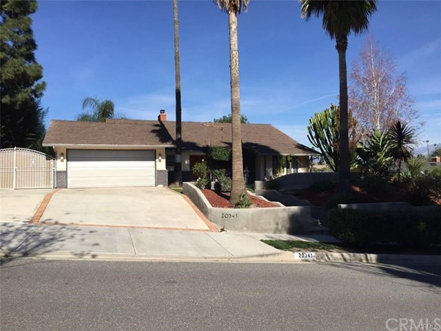 20341 Shadow Mountain Road Walnut, CA 91789 - MLS #: WS18186453