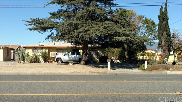 Single Family for Sale at 2538 Base Line Road W Rialto, California 92376 United States