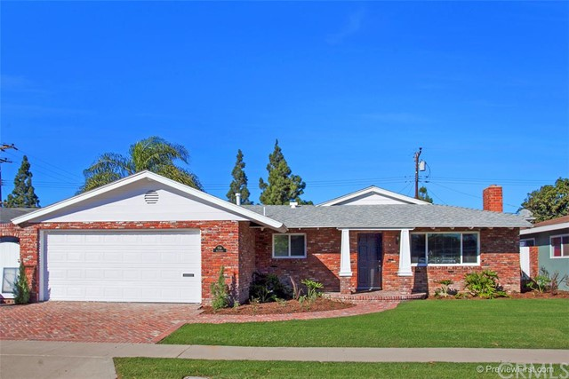 Single Family Home for Sale at 758 Allegheny St Costa Mesa, California 92626 United States