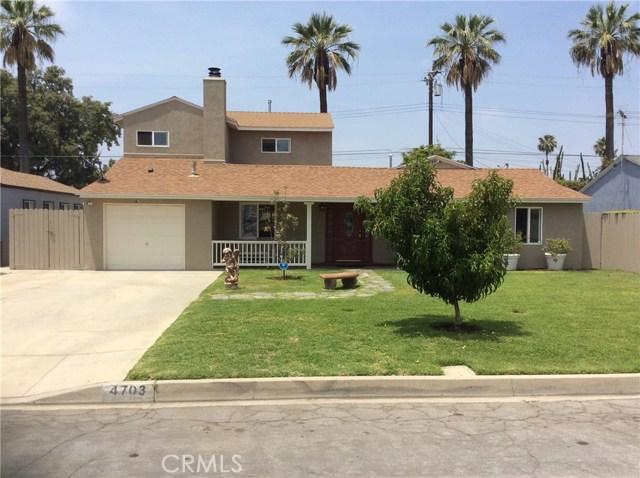 4703 N Fenimore Avenue, Covina, CA 91722