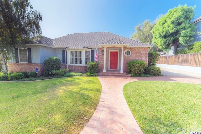 4395 Chevy Chase Drive La Canada Flintridge, CA 91011 is listed for sale as MLS Listing 317007162