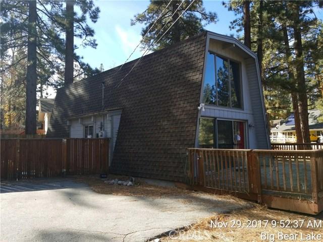 42757 Juniper Drive, Big Bear, CA, 92315