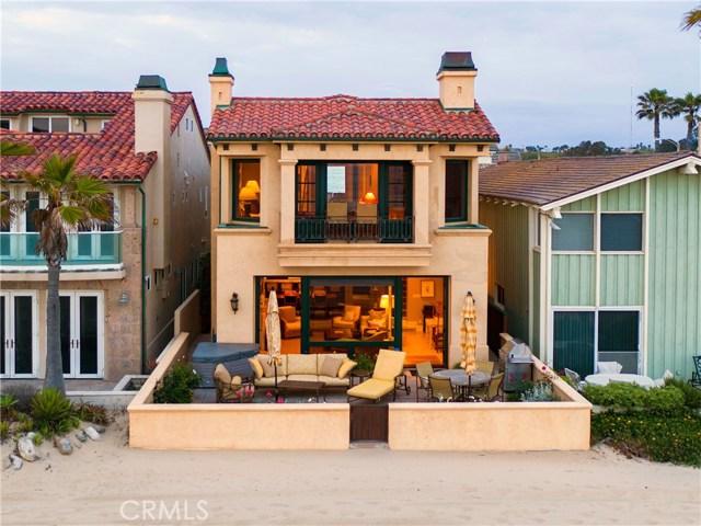 6102 W W Oceanfront, Newport Beach, CA 92663