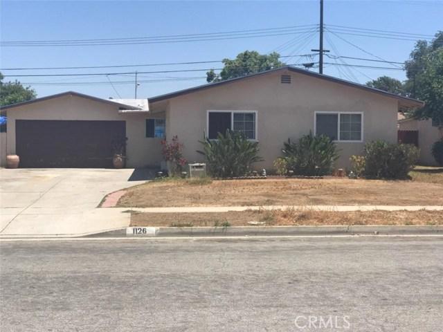 1126 Gatlin Avenue Hacienda Heights, CA 91745 - MLS #: PW18152093