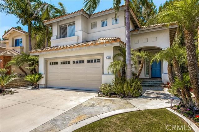 943 S Silver Star Way, Anaheim Hills, California