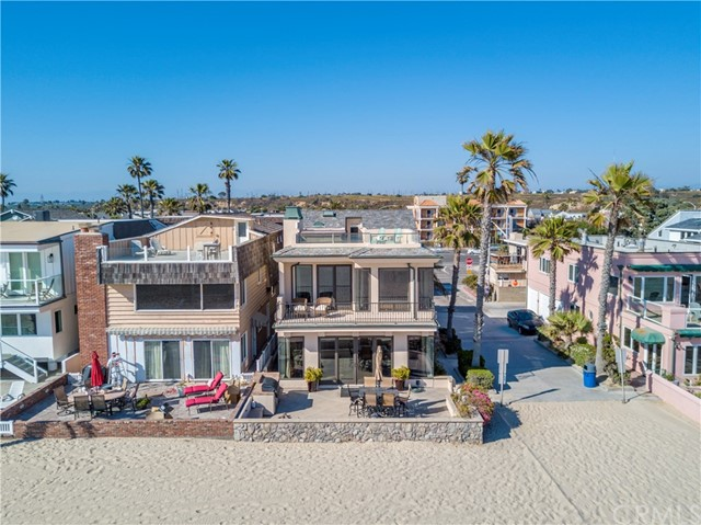 Single Family Home for Sale at 6300 Oceanfront W Newport Beach, California 92663 United States