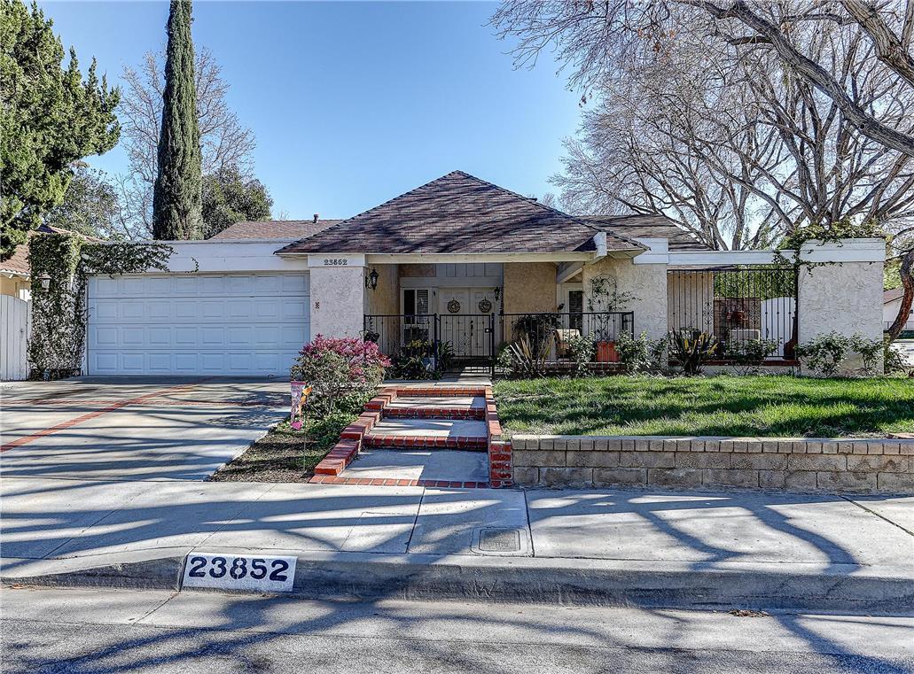 23852 Rotunda Road Valencia CA  91355