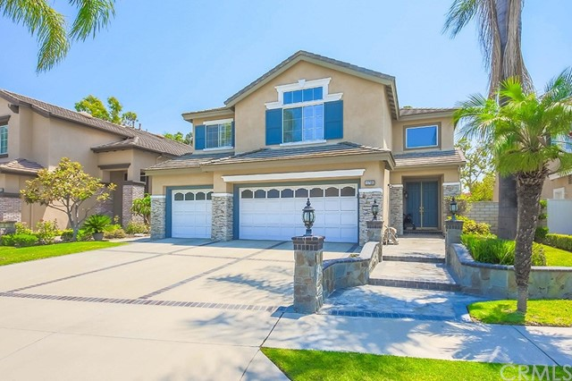 Single Family Home for Sale at 16708 Beethoven Place Cerritos, California 90703 United States
