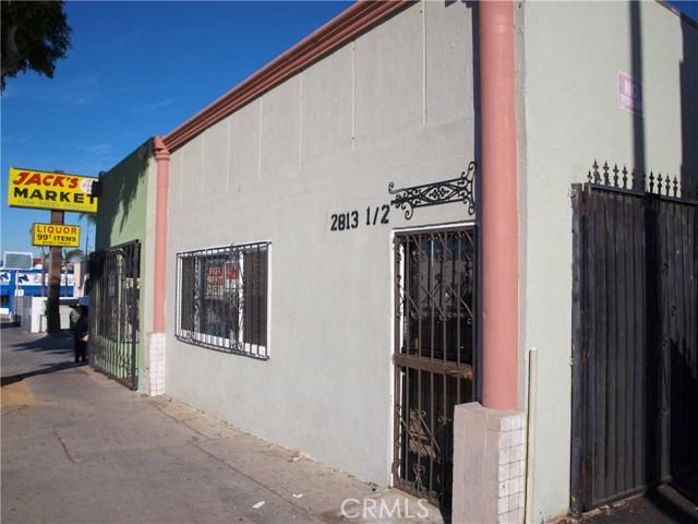 2813 E Cesar E Chavez Av, Los Angeles, CA 90033 Photo 1
