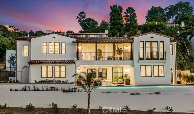 725 Via Del Monte, Palos Verdes Estates, California 90274, 4 Bedrooms Bedrooms, ,4 BathroomsBathrooms,Single family residence,For Sale,Via Del Monte,PV20249036