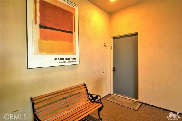 Condominium for Sale at 503 Desert Lakes Circle 503 Desert Lakes Circle Palm Springs, California 92264 United States