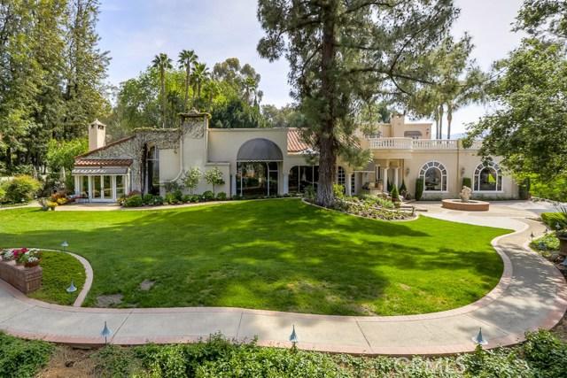 Single Family Home for Sale at 1226 Sunnyside Avenue Redlands, California 92373 United States