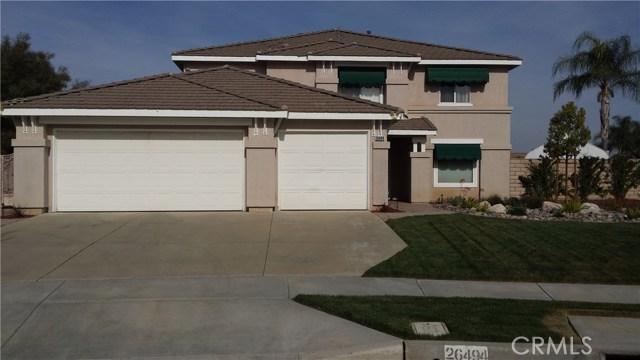 Single Family Home for Sale at 26494 Francisco Lane Loma Linda, California 92354 United States