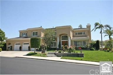 Single Family Home for Rent at 4955 Aviemore Drive Yorba Linda, California 92887 United States