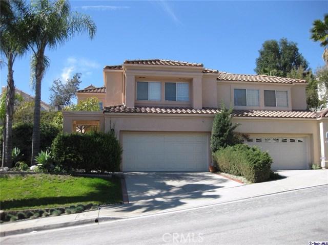 Single Family Home for Sale at 969 Calle La Primavera Glendale, California 91208 United States