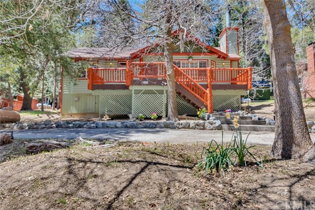 5970 Lake Dr, Angelus Oaks, CA 92305 Photo