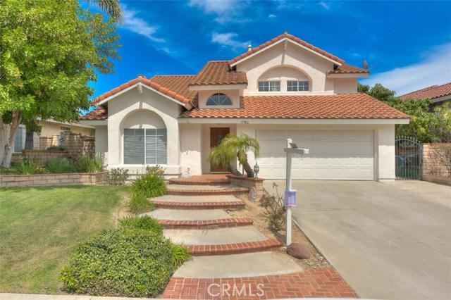 17963 Via La Cresta, Chino Hills, California
