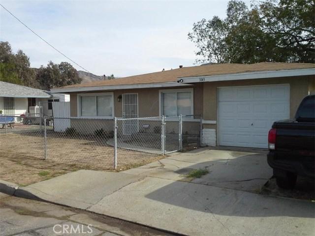 3143 Sanchez Street San Bernardino CA 92404