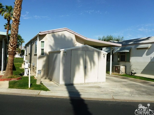 84136 Avenue 44 #733 Indio, CA 92203 - MLS #: 218013942DA