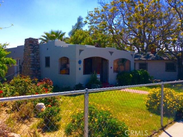 Single Family Home for Sale at 1830 Mentone Boulevard Mentone, California 92359 United States