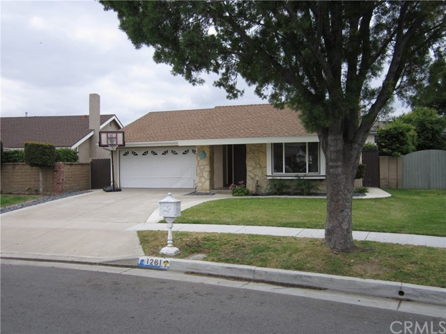 One of Single Story Anaheim Hills Homes for Sale at 1261 N Dolores Street