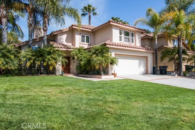 17 Las Castanetas Rancho Santa Margarita, CA 92688 - MLS #: OC18080037