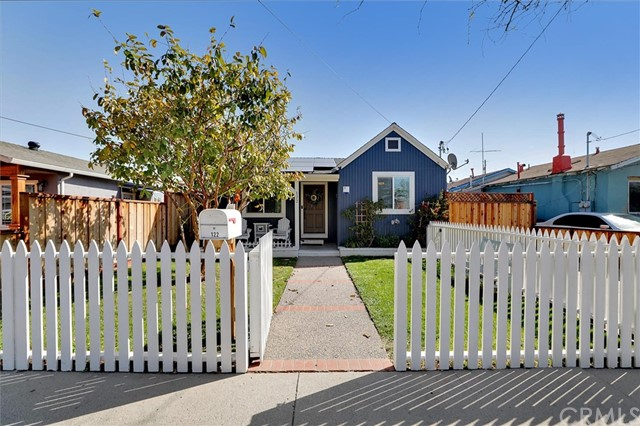 Detail Gallery Image 1 of 1 For 122 S Sunset Ave, San Jose,  CA 95116 - 2 Beds | 1 Baths