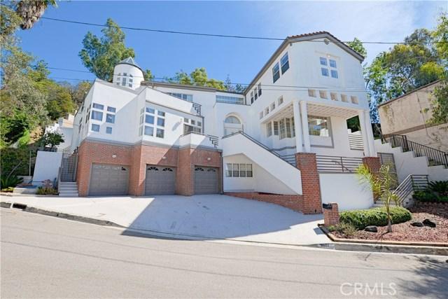 Single Family Home for Sale at 2101 Estes Road Eagle Rock, California 90041 United States