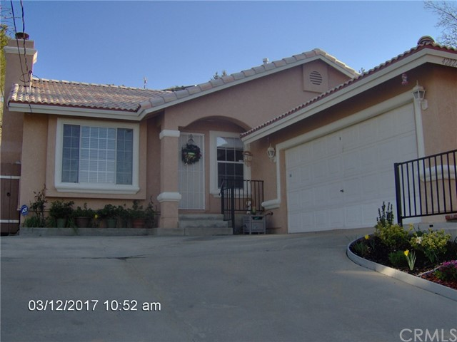 Single Family Home for Sale at 42827 Montello Drive Lake Elizabeth, California 93532 United States
