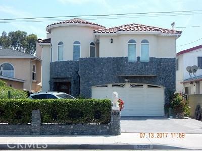 Casa Unifamiliar por un Venta en 22024 Dolores Street Carson, California 90745 Estados Unidos
