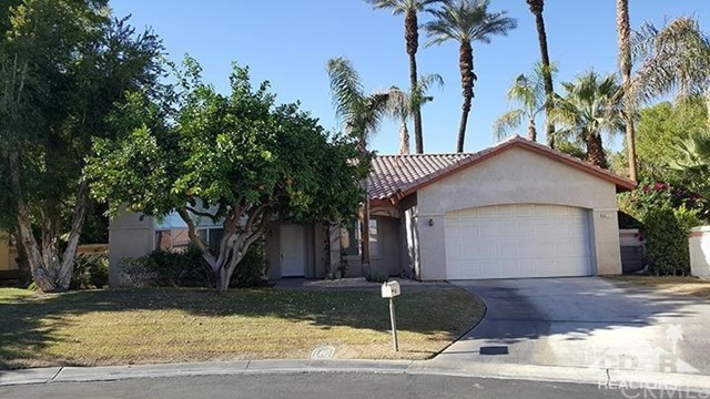 Photo of home for sale at 69534 Siena Court, Cathedral City CA
