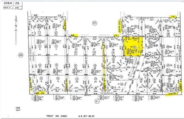 22700 Ave Y5 Llano, CA 93544 - MLS #: DW17193688