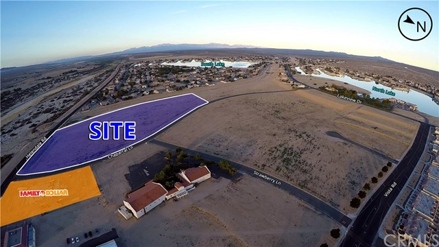 Additional photo for property listing at 0 Chaparral Lane  Helendale, California 92342 United States