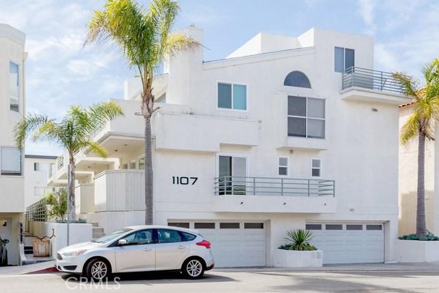 1107 Loma Drive Unit A Hermosa Beach, CA 90254 - MLS #: SB18049086
