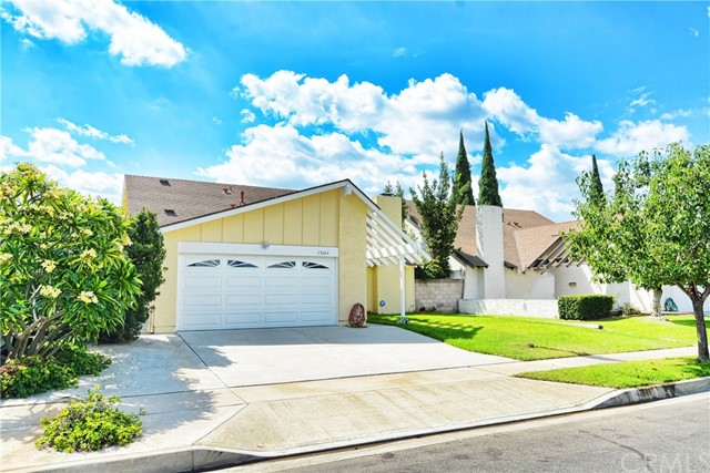 Single Family Home for Sale at 13646 Hart Drive Cerritos, California 90703 United States