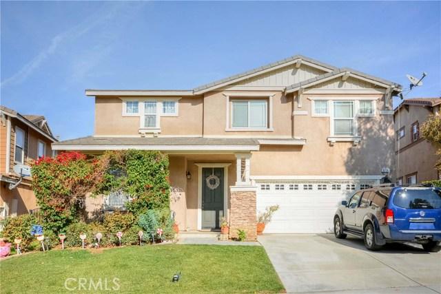 15728 Pecan Lane, Fontana, California