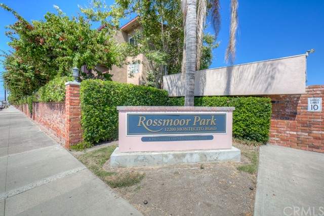 12200 Montecito Road Unit B315, Seal Beach CA 90740