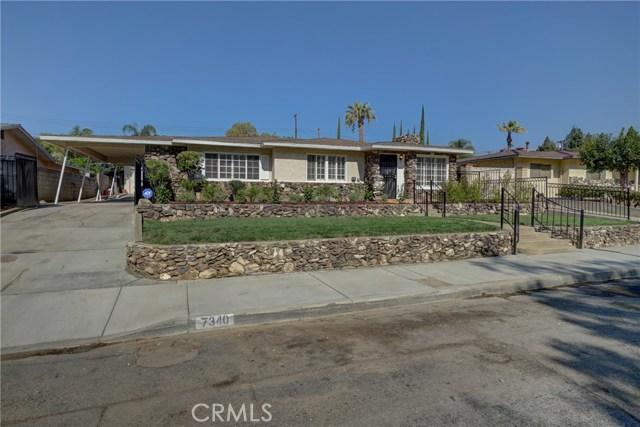 7340  Lion Street, Rancho Cucamonga in San Bernardino County, CA 91730 Home for Sale