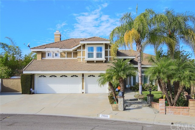 21205  Sundance Street, Walnut, California