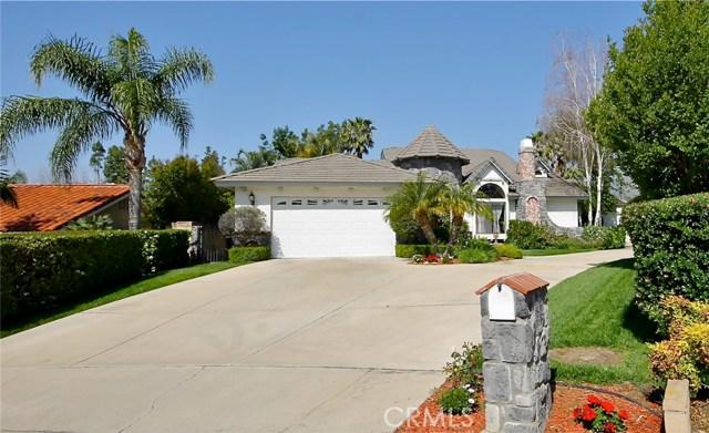 Single Family Home for Sale at 5932 Falling Tree Lane Alta Loma, California 91737 United States